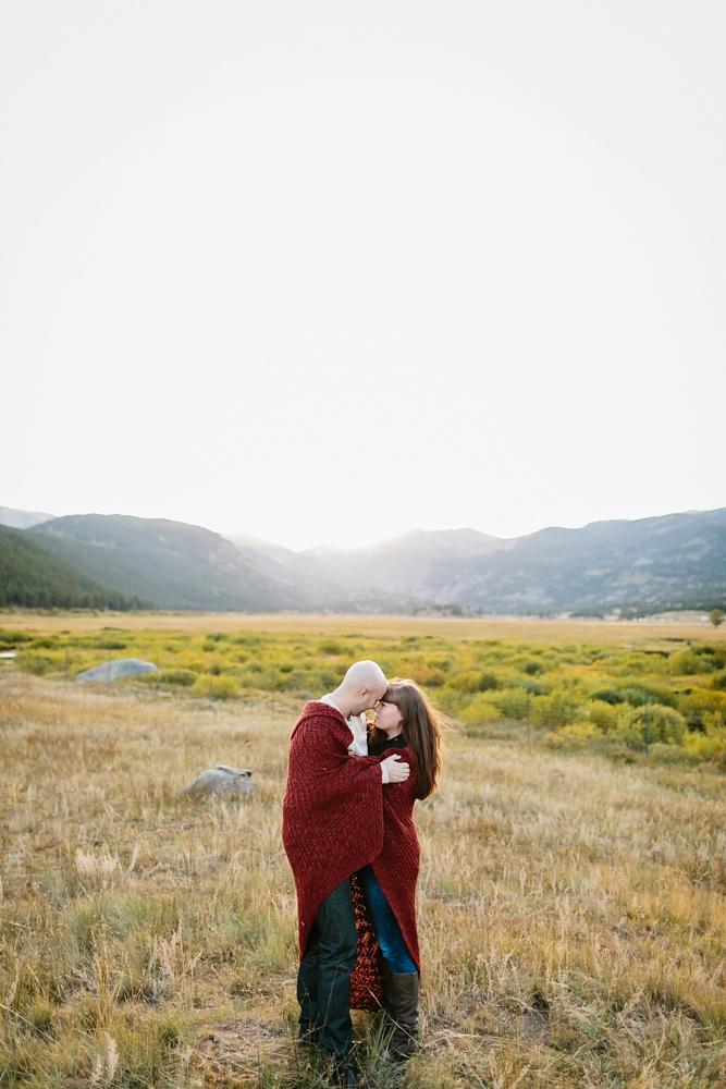 Nick & Erin Engaged- Colorado Estes Park-13