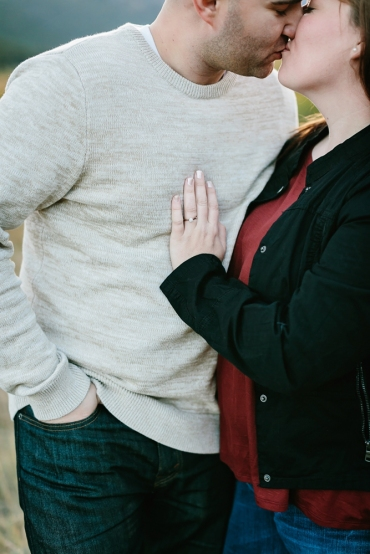 Nick & Erin Engaged- Colorado Estes Park-21