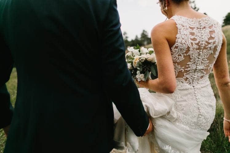 Sarah & Michael Married - Colorado Wedding TJP-1-4