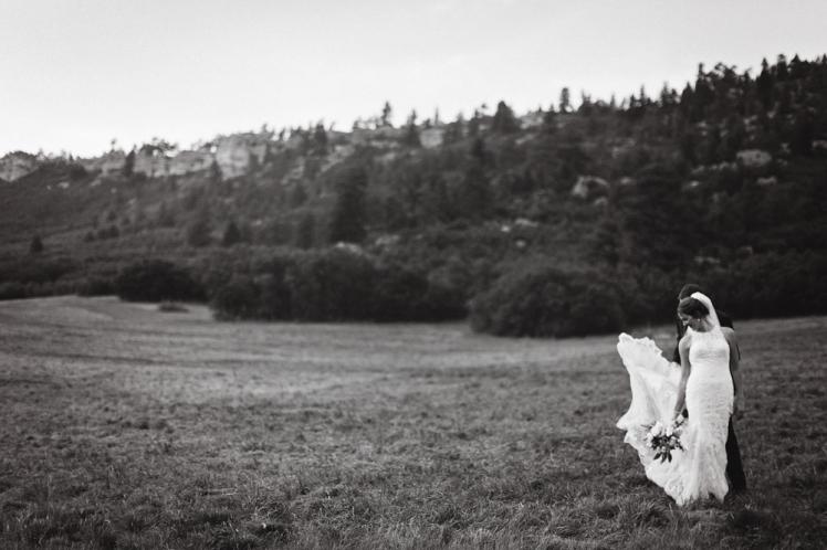 Sarah & Michael Married - Colorado Wedding TJP-100