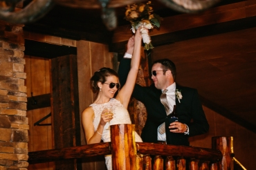 Sarah & Michael Married - Colorado Wedding TJP-109