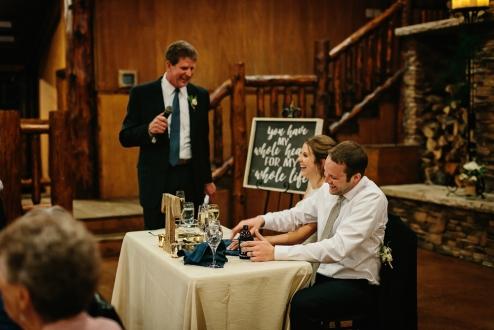 Sarah & Michael Married - Colorado Wedding TJP-113