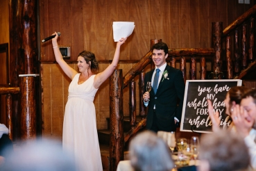 Sarah & Michael Married - Colorado Wedding TJP-116