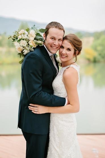 Sarah & Michael Married - Colorado Wedding TJP-132