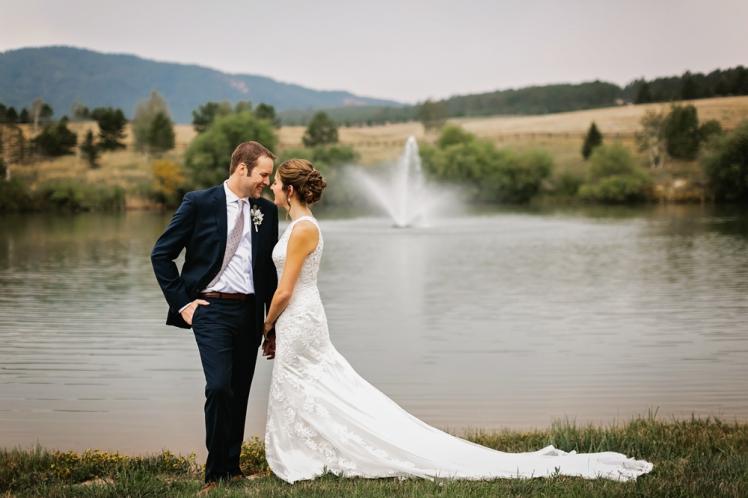 Sarah & Michael Married - Colorado Wedding TJP-134