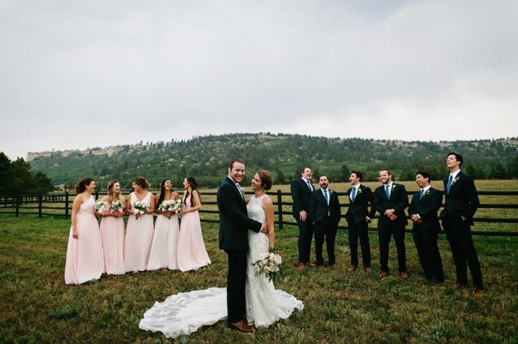 Sarah & Michael Married - Colorado Wedding TJP-141