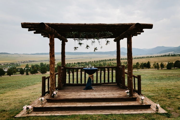 Sarah & Michael Married - Colorado Wedding TJP-144