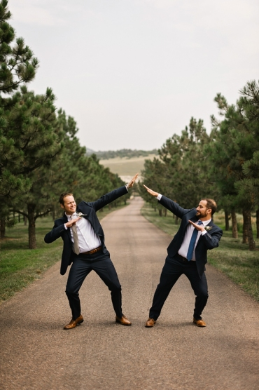Sarah & Michael Married - Colorado Wedding TJP-19