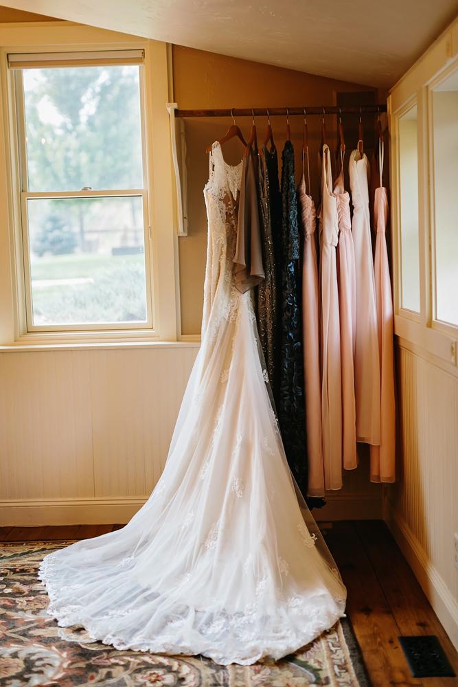 Sarah & Michael Married - Colorado Wedding TJP-25