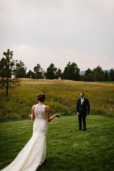Sarah & Michael Married - Colorado Wedding TJP-47