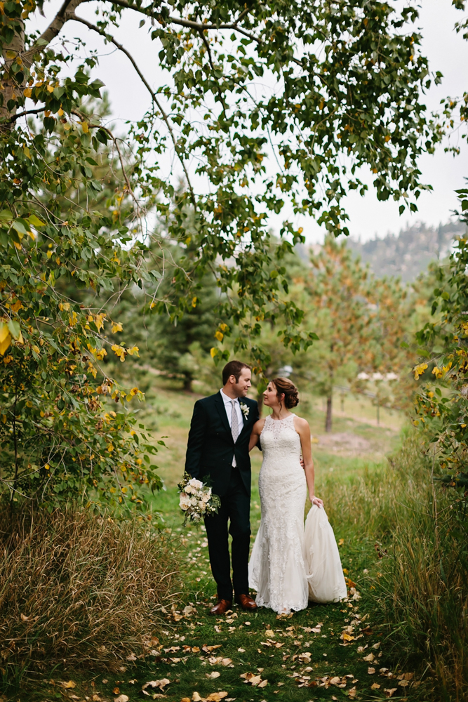 Sarah & Michael Married - Colorado Wedding TJP-57