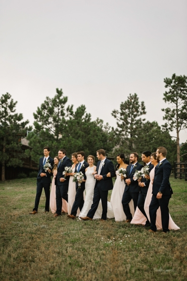 Sarah & Michael Married - Colorado Wedding TJP-61