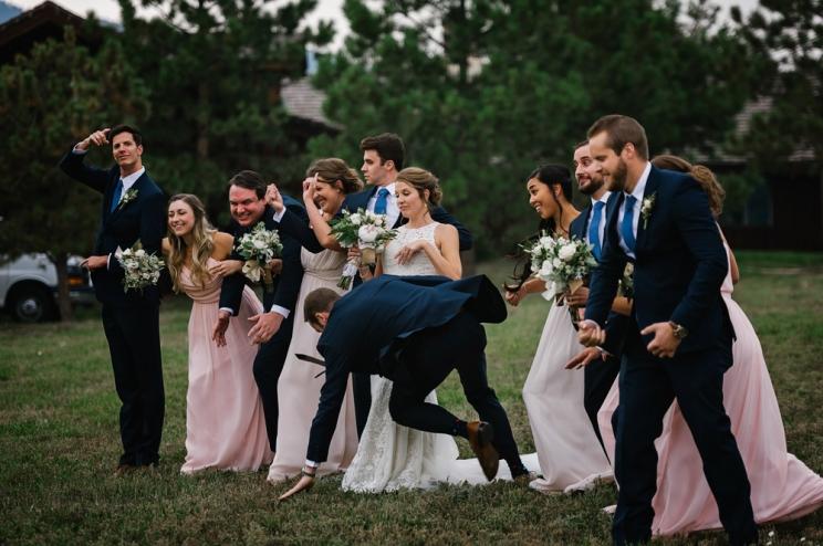 Sarah & Michael Married - Colorado Wedding TJP-62