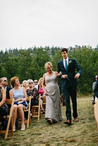 Sarah & Michael Married - Colorado Wedding TJP-78