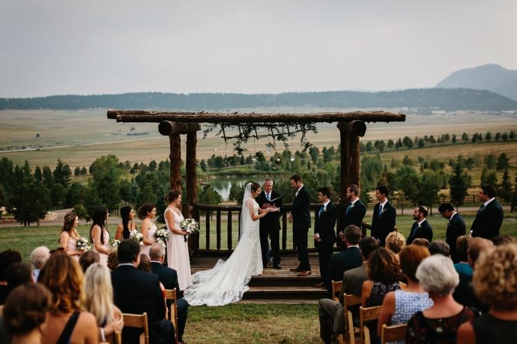 Sarah & Michael Married - Colorado Wedding TJP-85