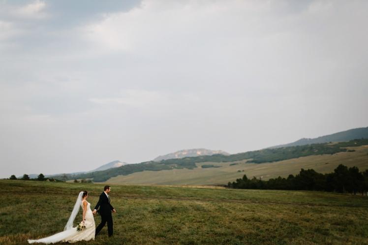 Sarah & Michael Married - Colorado Wedding TJP-98