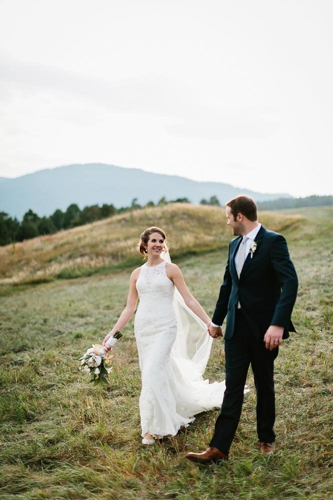 Sarah & Michael Married - Colorado Wedding TJP-99
